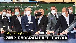Kılıçdaroğlu'nun İzmir programı belli oldu!