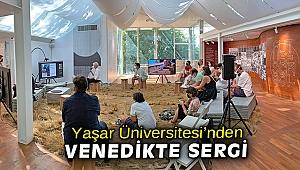 Mimarlık öğrencilerinden İzmir ve Venedik'te eşzamanlı sergi