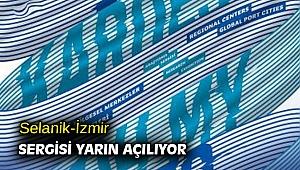 Selanik-İzmir sergisi yarın açılıyor