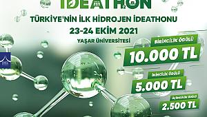 Temiz Enerji Fikirleri İzmir'de Yarışıyor
