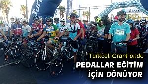 Turkcell GranFondo İzmir başladı
