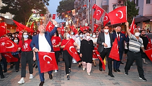 Başkanvekili Pehlivan'dan Cumhuriyet Korteji daveti