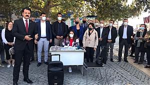 """CHP Konak'tan muhtarlara destek açıklaması: """"Muhtarlık Kanunu çıkaracağız!"""""""