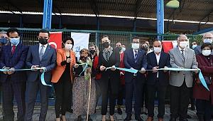 DEÜ, Kiraz'da yatırımlarına devam ediyor