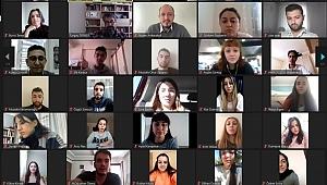 EMD Medya Okulu, İKÇÜ'lü Medya ve İletişim öğrencileriyle buluştu