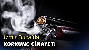İzmir Buca'da korkunç cinayet!
