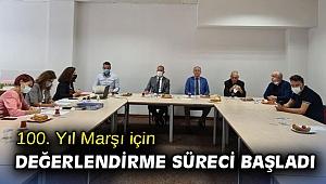 İzmir'de 100. Yıl Marşı için değerlendirme süreci başladı