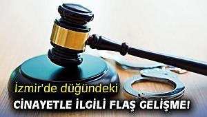 İzmir'de düğündeki cinayetle ilgili flaş gelişme!
