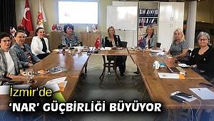 İzmir'de 'NAR' Güçbirliği büyüyor