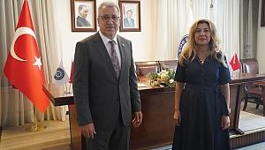 Prof. Dr. Ferah Sayım'dan İzmir kıyılarını temizleyecek proje