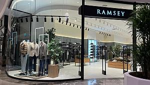 RAMSEY şıklığı İzmirlilerle İstinyePark'ta buluştu!