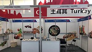 Türkiye'nin Çin'e gıda ihracatı yüzde 111 arttı