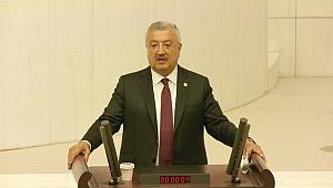 Vekil Nasır, Mecliste kentsel dönüşümde finansmanın önemine dikkat çekti
