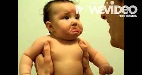 Korkarken Güldüren Bebekler