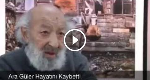 Duayen gazeteci Ara Güler hayatını kaybetti