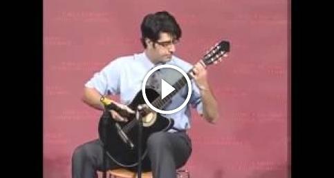 Dünyanın en ilginç gitaristi