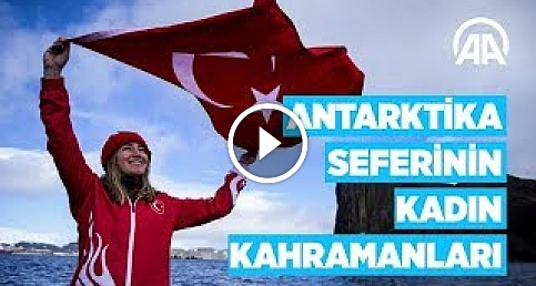 Antarktika seferinin kadın kahramanları