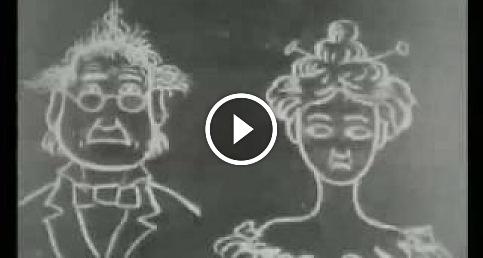 İlk yayınlanan çizgi filmler nasıl mıydı?