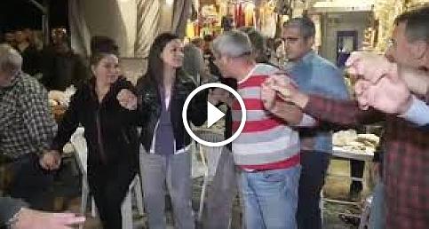 Başkan Sengel'e eski belediye başkanı ve çevresi tarafından çirkin saldırı